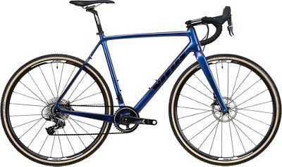 Vitus Energie CRX Cyclocross Bike (Force) 2020 - Blue Chameleon - Black - XL