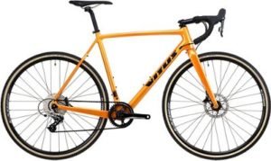 Vitus Energie CR Cyclocross Bike (Rival) 2020 - Fire Chameleon - Anthracite