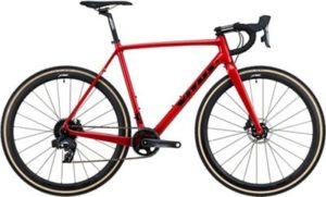 Vitus Energie CRX eTap Cyclocross Bike (Force) 2020 - Candy Red - XS