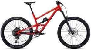 Commencal Clash Ride Suspension Bike 2020 - Orange