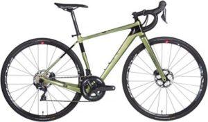 Orro Terra C 8070 Di2 R700 Adventure Bike 2020 - Metallic Green - XS