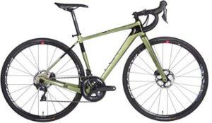 Orro Terra C HYD 7020 R700 Adventure Bike 2020 - Metallic Green - XL