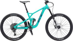GT Force AL Expert 29 Bike 2020 - Pitch Green - Teal - M