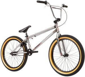 Fit Series 22 BMX Bike 2020 - Gloss Clear Raw - 22.125""