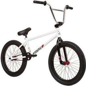 Fit PhanTom Signature BMX Bike 2020 - Semi Gloss White - RHD