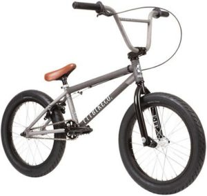 Fit Eighteen FC BMX Bike 2020 - Matte Clear - 18""