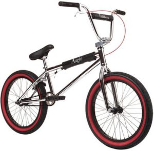 Fit Augie Signature BMX Bike 2020 - Chrome - RHD