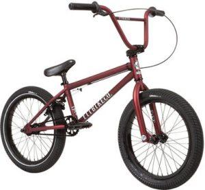 """Fit Eighteen BMX Bike 2020 - Matte Dark Red - 18"""""""