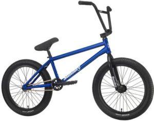 Sunday Soundwave Special Young BMX Bike 2020 - Candy Blue - RHD
