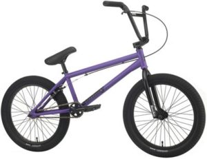 Sunday Scout BMX Bike 2020 - Matte Grape Soda - 21""