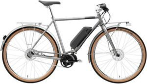 Creme Ristretto ON+ Solo E-Bike 2020 - Grey