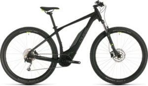"Cube Acid Hybrid One 500 29 E-Bike 2020 - Black - Green - 53cm (21"")"