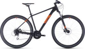 "Cube Aim Pro 29 Hardtail Mountain Bike 2020 - Black - Orange - 58cm (22.75"")"