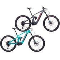 Kona Remote 160 650b Electric Mountain Bike 2020
