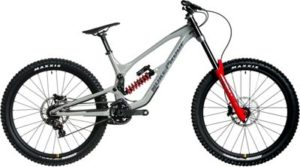 Nukeproof Dissent 275 RS DH Bike (XO1) 2020 - Concrete Grey