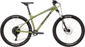 Vitus Nucleus 27 VRS Bike (Deore 1x10) 2020 - Military Green