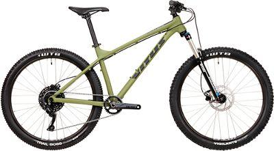 Vitus Nucleus 27 VRS Bike (Deore 1x10) 2020 - Military Green