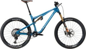 Nukeproof Reactor 275 Factory Carbon Bike (XT) 2020 - Bottle Blue