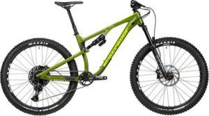 Nukeproof Reactor 275 Expert Alloy Bike (NX Eagle) 2020 - Military Green