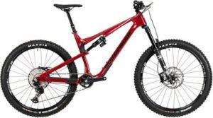 Nukeproof Reactor 275 Elite Carbon Bike (SLX) 2020 - Ron Burgundy - XL