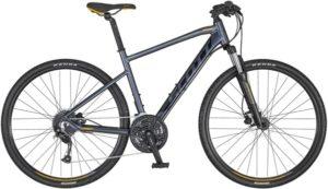 Scott Sub Cross 40 2020 - Hybrid Sports