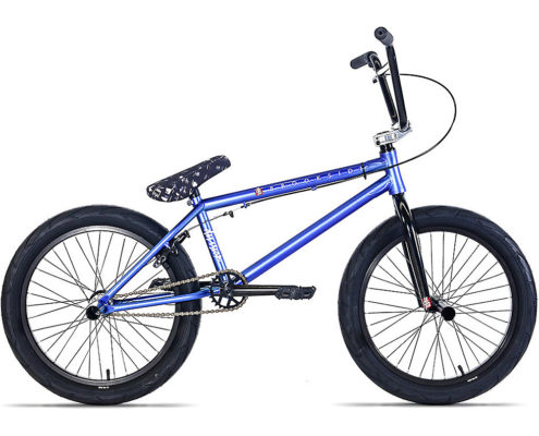 Division Brookside BMX Bike - Matt Blue - 20.25""