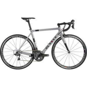 "De Rosa King XS Ultegra Road Bike 2018 - Grey - 55cm (21.75"")"