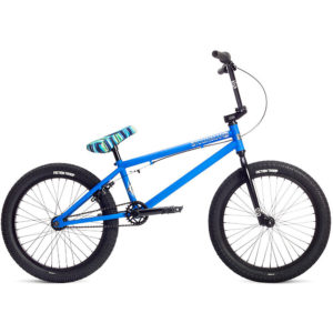Stolen Casino BMX Bike 2019 - Matte Ocean Breeze Blue - 20.25""