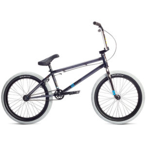 Stolen Sinner FC BMX Bike 2019 - Trans Grey - Right Hand Drive