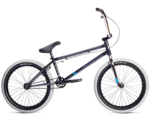 Stolen Sinner FC BMX Bike 2019 - Trans Grey - Right Hand Drive