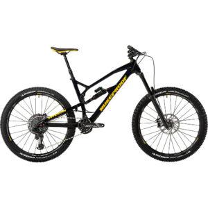 Nukeproof Mega 275 Carbon Pro Bike GX Eagle 2019 - Midnight - Yellow - XL