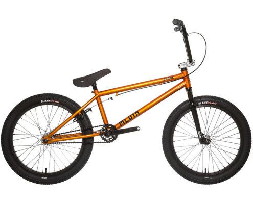 "Blank Media BMX Bike 2019 - Copper - 20"" TT"