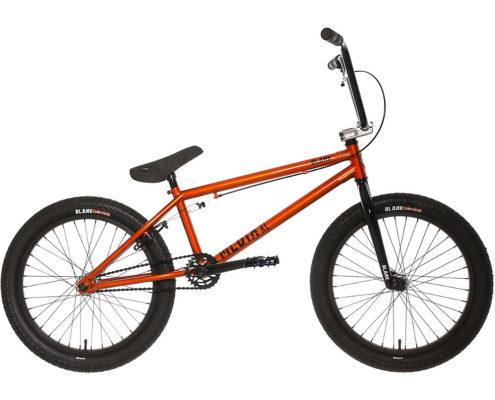 "Blank Media XL BMX Bike 2019 - Chrome Red - 21"" TT"