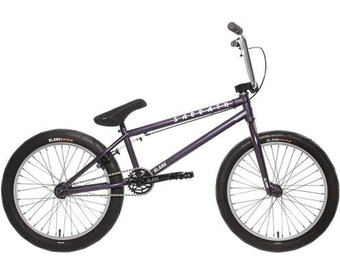 "Blank Sabbath BMX Bike 2019 - Nickle Purple - 20.85""u201d TT"