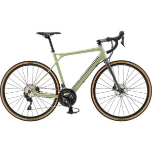GT Grade Carbon Expert Bike 2019 - Satin Moss Green - Gun - L