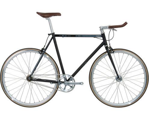 Orro FE Singlespeed Bike 2020 - Black - XL