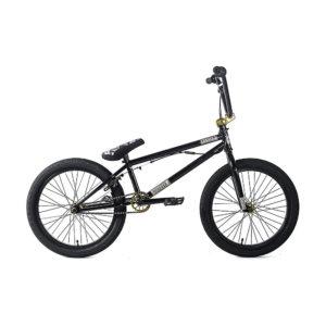 "Colony Emerge BMX Bike 2019 - Gloss Black - Gold - 20.4"""