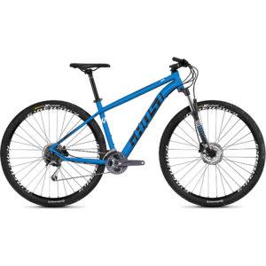 Ghost Kato 5.9 Hardtail Bike 2019 - Vibrant Blue - Night Black