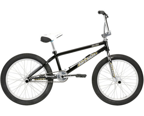 Haro Mirra Tribute BMX Bike 2019 - Gloss Black - 20.5""