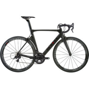 "De Rosa SK Record Carbon Road Bike 2019 - Terra Black - 56cm (22"")"