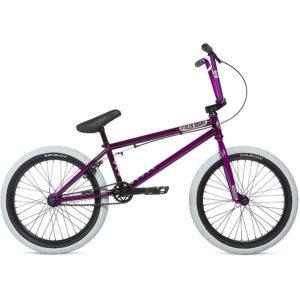 """Stolen Heist BMX Bike 2020 - Deep Purple - 21"""""""