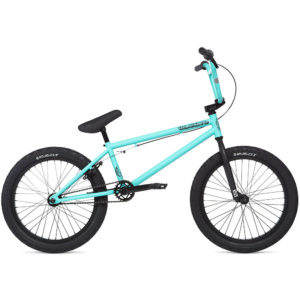 Stolen Casino XL BMX Bike 2020 - Caribbean Green - 21""
