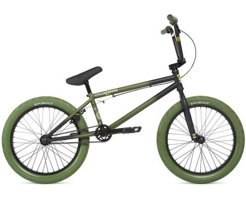"""Stolen Stereo BMX Bike 2020 - Spec Ops Fade - 20.75"""""""
