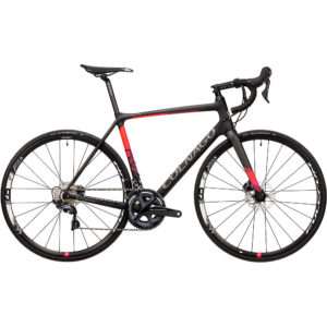 "Colnago CLX Evo Disc (Ultegra) Road Bike 2020 - Black - Grey - Red - 50cm (19.5"")"