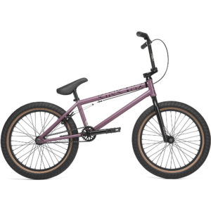 Kink Launch BMX Bike 2020 - Matte Dusk Lilac - 20.25""