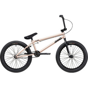 "Blank Ammo 20"" BMX Bike 2020 - Gold - 20.5"" TT"