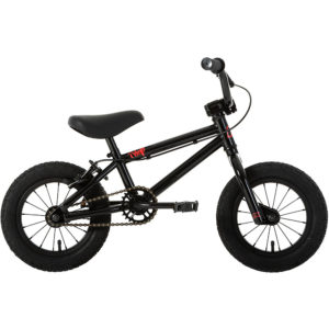 "Ruption Imp 12"" BMX Bike 2020 - Black - 11.9"" TT"