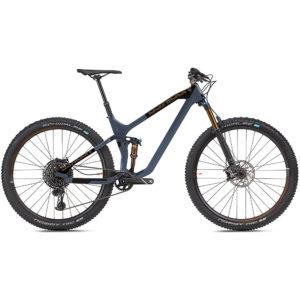 NS Bikes Define 130 1 Suspension Bike 2020 - Grey - L