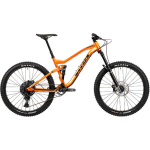 Vitus Sommet 27 VR Bike (SX Eagle 1x12) 2020 - Fire
