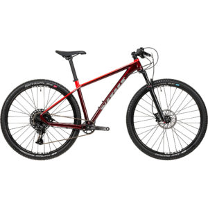 Vitus Rapide VR Bike (SX Eagle 1x12) 2020 - Burgundy